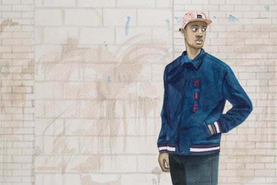 HUF 2014 Fall Lookbook 4